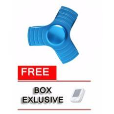 Lucky Fidget Hand Spinner - Hand Toys Focus Games / Mainan Spiner Tangan Penghilang Kebiasan Buruk