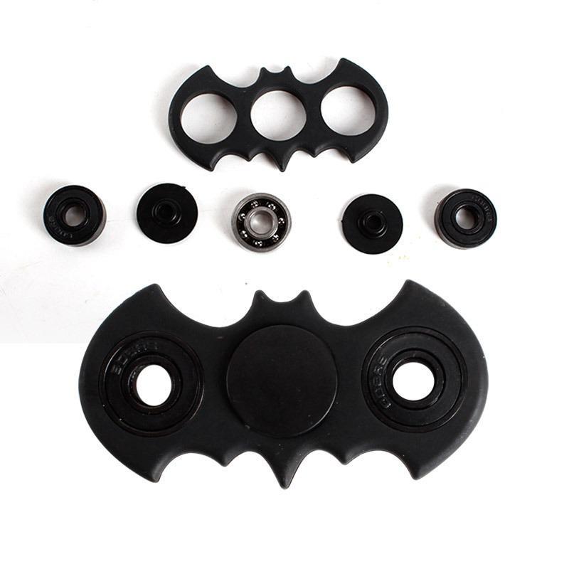 Lucky Fidget Spinner BATM4N Hand Toys Focus Games - Mainan Spiner Tangan Penghilang Kebiasan Buruk -