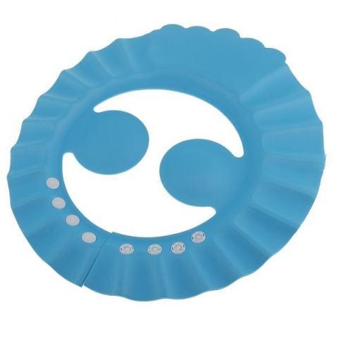 MagiDeal Yg Dpt Menyesuaikan Diri Bayi Anak Sisa Turki Mandi Shower Cap Hat Mencuci Rambut Perisai
