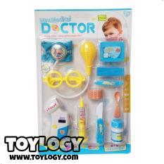 Mainan Alat Kedokteran - Mini Medical Doctor C ( Blue )