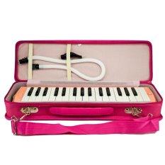ORGAN ELECTRONIC KEYBOARD MICROPHONE. Source · Pianika Hard Cover Pink / Pianika .