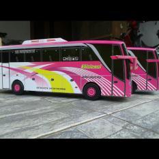 Miniatur Bus Efisiensi Pink Jetbus2 SHD
