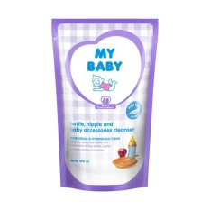 My Baby Bottle Nipple & Baby Accessories Cleanser [400 mL]