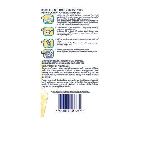 ... Bundle 2 Kaleng Free Tas Motif Cantik Source. Boost Optimum Susu Bubuk Kaleng 800gr Shopee Indonesia Source · Nutren Optimum Prebio Kaleng 800gr