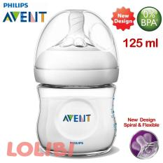 Philips Avent Natural 2.0 Botol Susu Bayi 125ml