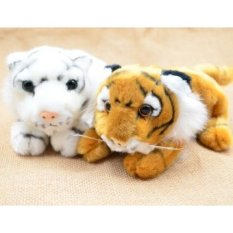 Plush Tigers Cub King of Animals Stuffed Toys