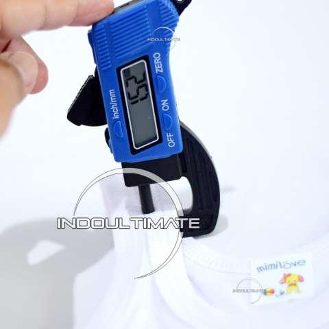PREMIUM 6pcs Kaos Dalam Bayi 100% COTTON KD-01 / KATUN DINGIN SERAP KERINGAT Lembut / baju bayi anak perempuan / baju bayi laki laki  / perlengkapan bayi 3
