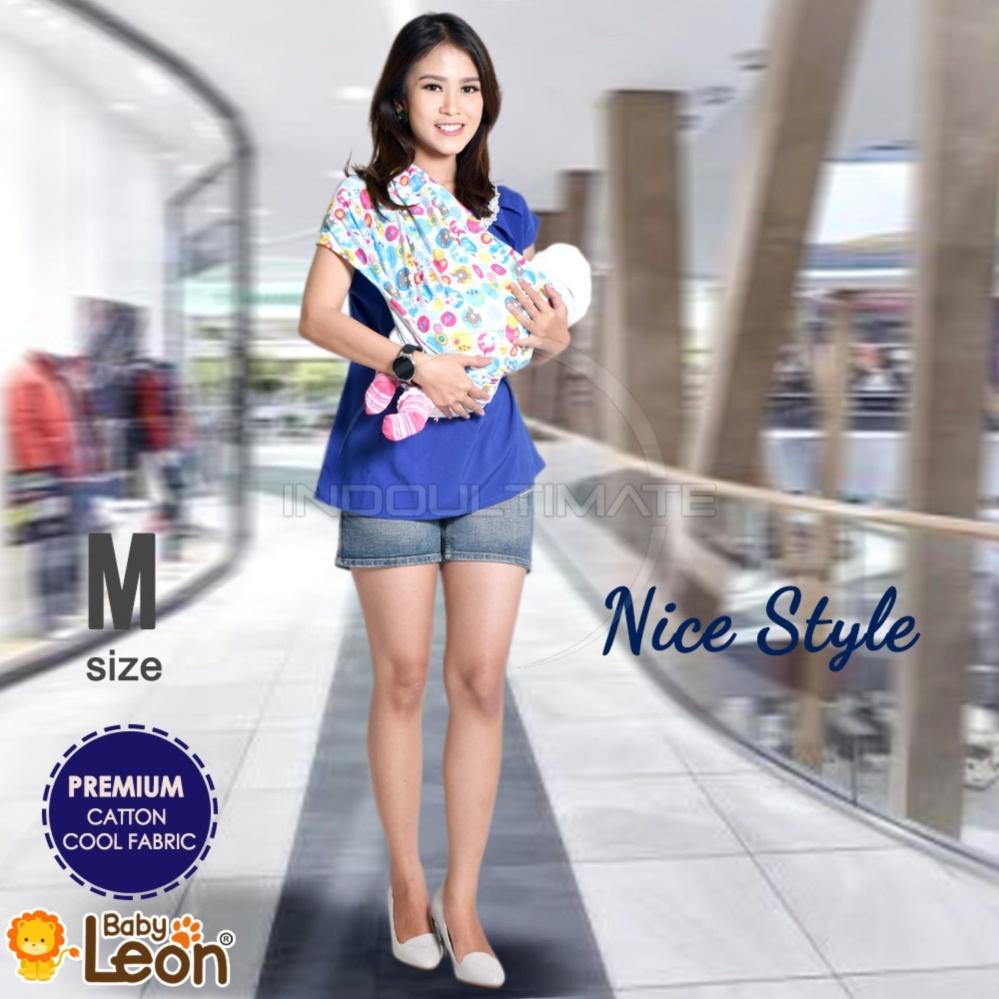 Murah Premium Geos Gendongan Kaos Baby Leon Selendang Katun Slendang Merries Popok Pants Good Skin Xl 16 Pulau Jawa Only Bayi Motif Lucu By 48
