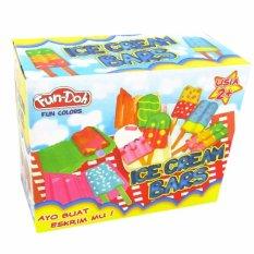 Fun Doh Ice Cream Bar Doh - Lilin Mainan