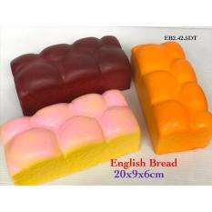 Sakura Squishy English Bread