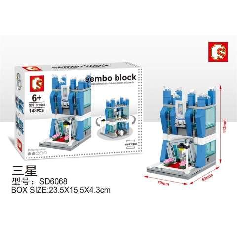 Review Mobile Joystick Mini 2 Set 4 Pcs Free 1 Pcs Bumper Silikon Source · SEMBO BLOCKS SD6068 MOBILE STORE MAINAN UNTUK KOLEKSI