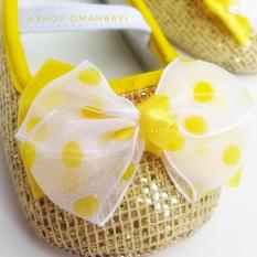 New Born Baby Ballet Flat Shoes