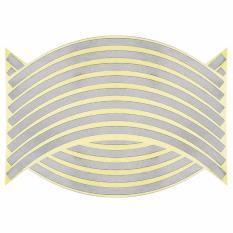 Sohoku Stiker Reflektif Buat Roda Mobil dan Motor