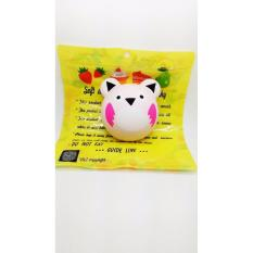 Squishy Animal Friends Bun by Sugar Sweet Burung Hantu