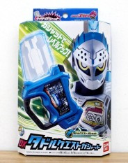 【Stock on hand 】ten thousand The Kamen Rider Series the Ex-Aid two ride Brave the DX to change body cassette tape to investigate - intl