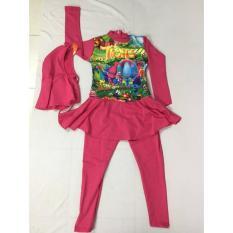 Swimsuit (Baju Renang) Muslim Anak SD (Kisaran 7-10 Tahun)