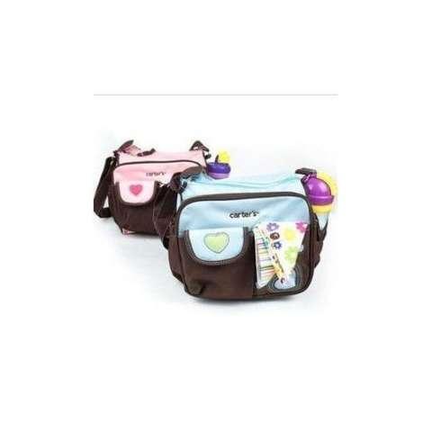 Tas Perlengkapan Bayi Baby Bag Tempat Baju Popok Susu Botol Diapers 1