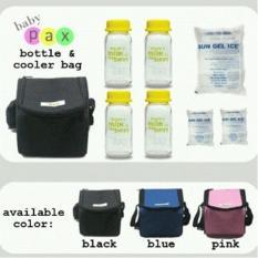 Tas Simpan Botol Asi ( Pendingin Pengawet Susu Bayi / Kado Lahiran Baby / Cooler Bag Baby Pax )