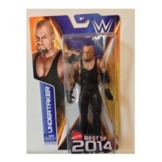 THE UNDERTAKER - BEST OF 2014 MATTEL SERIES - IN STOCK