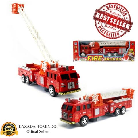 Tomindo Toys Fire Truck 1636-2