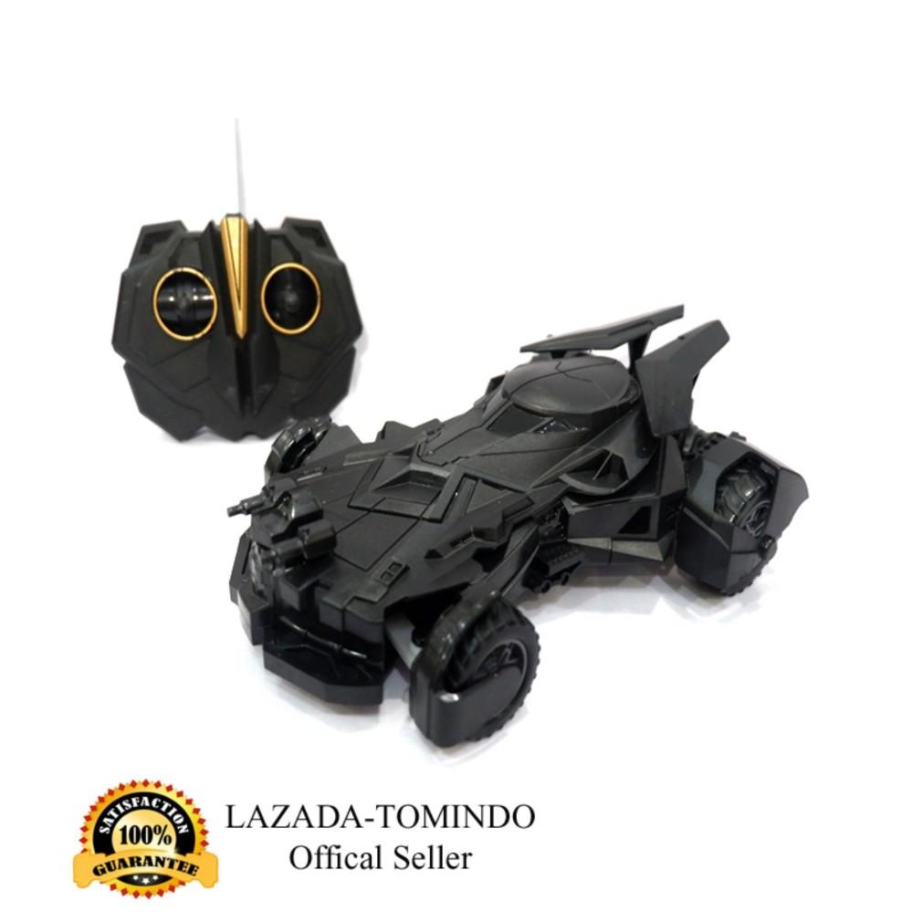 Penawaran Tomindo Toys Tayo The Little Bus 1 Set 4 Pcs Paking Dus Mainan Garasi Sni Remote Control Rc Batmobile Mobil
