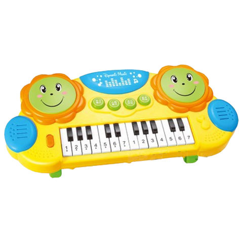 Toylogy Pat Drums and Piano 3003 - Kuning