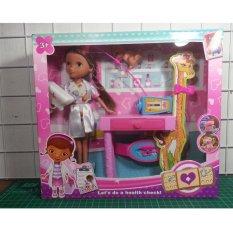 Toys Empire-Boneka Betty veterinery pet - NEW Colection