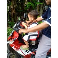 UKM kursi Boncengan Anak di Motor Bebek dan Matic