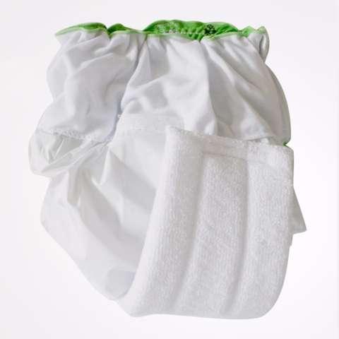 Ummi Baby Celana Clodi Praktis Model Pants Isi 2 (Size S)