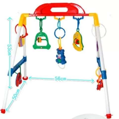 ... Universal Baby Musical Play Gym Musik Mainan Rattle Bayi Anak Playgym
