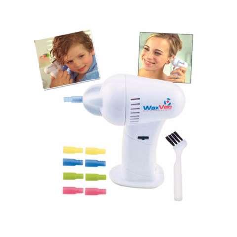 Wax Vac Gentel And Effective Ear Cleaner / Pembersih Kotoran Telinga