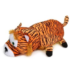 Womansi double plush tiger - hedgehog doll doll patented product United States hot birthday gift creative plush toy 50cm - intl
