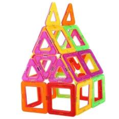 YISILE Y881 Magic Magnetic Block Educational Toy 62pcs / Set - intl