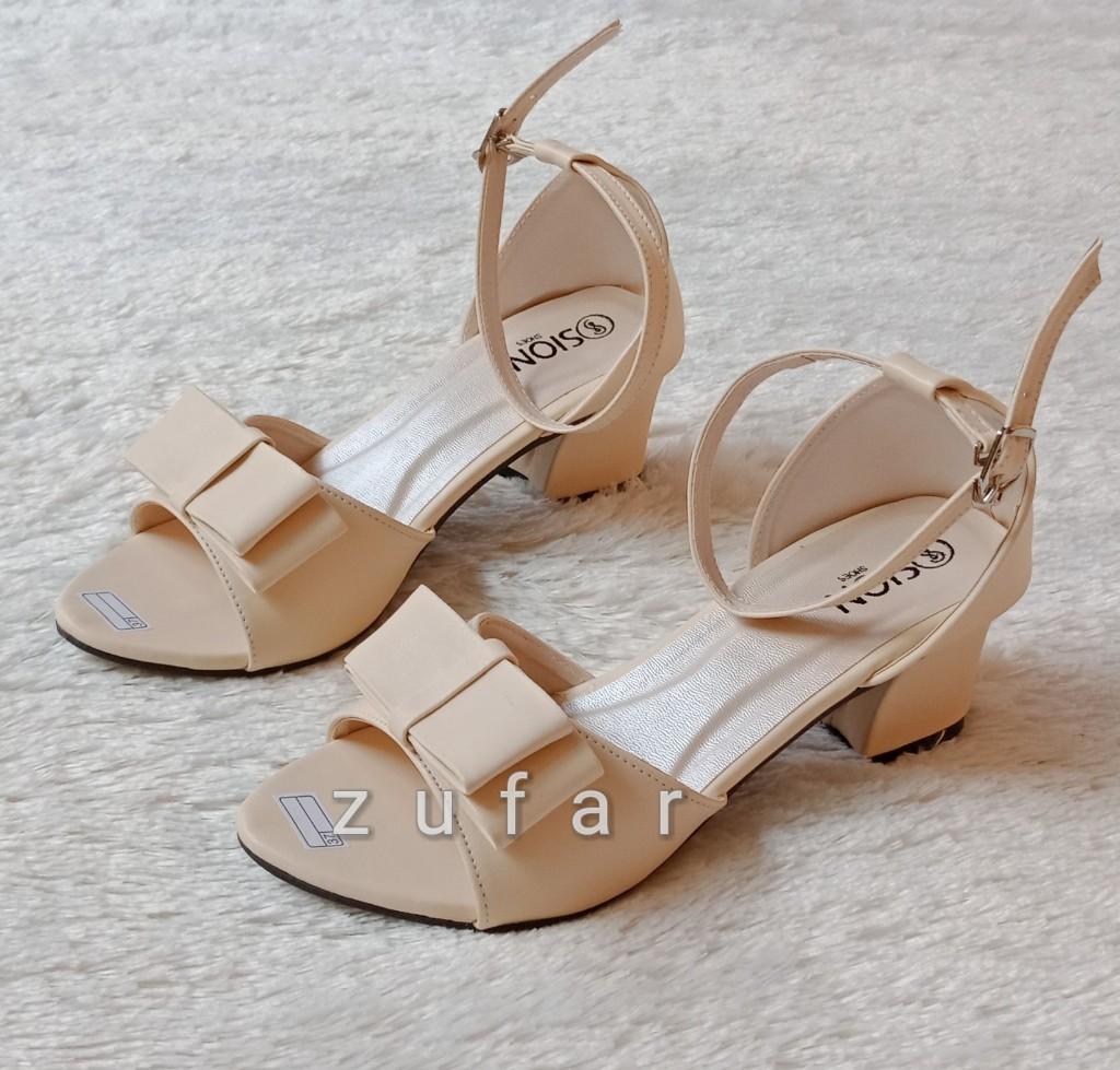 ZUFAR-Minami Chunky Heels