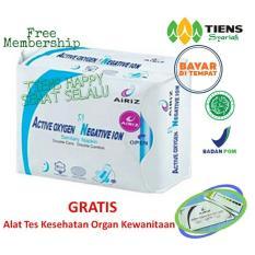 Airiz Pembalut Kesehatan untuk Malam Paket Promo by Tiens Happy Sehat Selalu