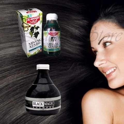 ... Bpom Borong co Source · Al Khodry Minyak Kemiri Alkhodry Penyubur Rambut 125 Ml Free BMKS Black Magic Kemiri Shampoo Shampo