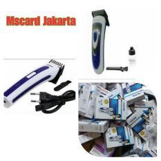 Alat Cukur Rambut Kumis Jenggot Elektrik Mini Portable Seller Center