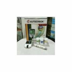 Auto Check-Autocheck 3 In 1,Cek Kolestrol,Gula Darah Dan Asam Urat