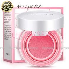 Bioaqua Blush On Cushion Smooth Perona Pipi Warna Lembut dan Lebih Merata - no.1 Light Pink