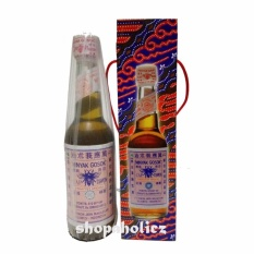 Cap Tawon Minyak Gosok Tawon Tutup PUTIH ASLI Khas MAKASSAR 330 ml
