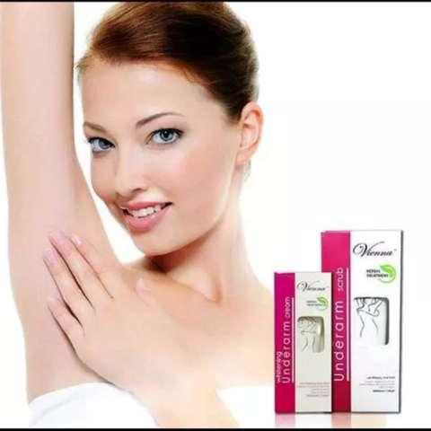 ... Cream Pemutih Ketiak Selangkangan Obati Ketiak Hitam Menjadi Putih Halus Cerah Obat Herbal Whitening C Aman