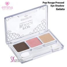 Emina POP Rouge Pressed Eye Shadow - Galeto