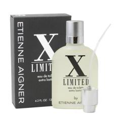 Etienne Aigner X Limited Pria EDT - 125ml Original