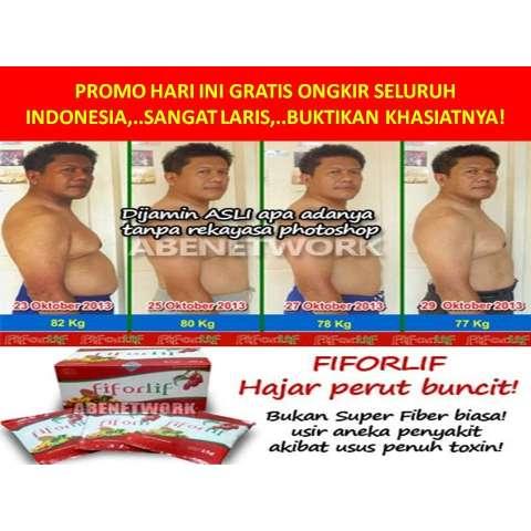 Fiforlif Herbal Alami Diet Detox Libas Buncit Hancurkan Lemak 2