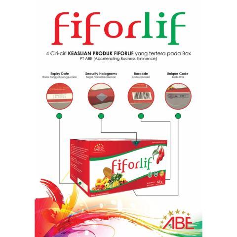 Fiforlif Pelangsing Perut Buncit Detoks Pembersih Usus - 15 Sachet 2