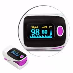 Jari Tip Pulse OXIMETER Darah Oksigen Saturasi SPO2 PR Monitor Oxymeter