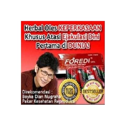 Foredi Obat kuwat Aman Herbal rekomendasi dr Boyke 4