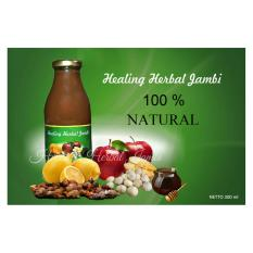 Healing Herbal Jambi Bawang Putih Tunggal - 300ml