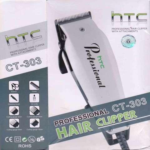 HTC CT-303 Hair Clipper Mesin Alat Cukur Potong Pangkas Rambut