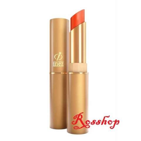Inez Perfect Glow Matte Lipstick 05 Fiery Orange 3 5 gr